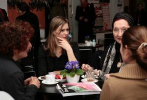 Berlinale with actors