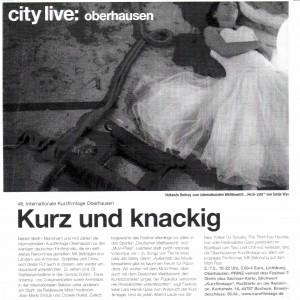 City live Oberhausen 02.2